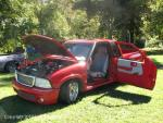 Clay County Cruisers Cruise in the Park for September10