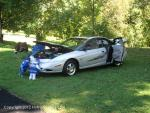 Clay County Cruisers Cruise in the Park for September11