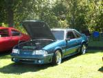 Clay County Cruisers Cruise in the Park for September14