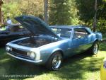 Clay County Cruisers Cruise in the Park for September18