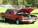 Clay County Cruisers Cruise in the Park for September21