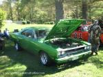 Clay County Cruisers Cruise in the Park for September24