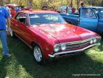 Clay County Cruisers Halloween Bash21