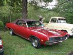 Clay County Cruisers September 2014 Cruise in the Park2
