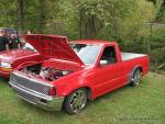 Clay County Cruisers September 2014 Cruise in the Park4