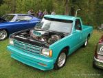 Clay County Cruisers September 2014 Cruise in the Park8
