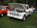 Clay County Cruisers September 2014 Cruise in the Park13