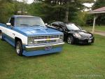 Clay County Cruisers September 2014 Cruise in the Park24