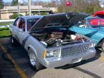 Columbia Ford-Kia Cruise Night May 1, 201313