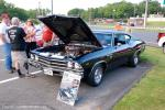 Connecticut GTO Club Hooters Cruise Night33