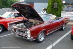 Connecticut GTO Club Hooters Cruise Night58