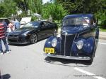 Cruisin' on the Avenue Father's Day Car Show 20145