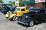 Cruisin Roosters Car Club Show5