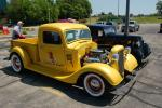 Cruisin Roosters Car Club Show8