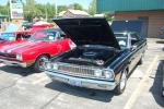 Cruisin Roosters Car Club Show15