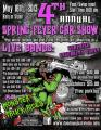 Dead Man's Curve 4th Annual Spring Fever Car Show Part 20
