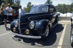 Evergreen Methodist Church Car Show1