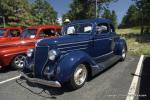 Evergreen Methodist Church Car Show10