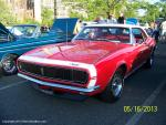Florence Elks Club Weekly Cruise Night May 16, 201317