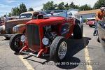 Franks Pizza Car Show August 25, 201315