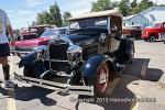 Franks Pizza Car Show August 25, 201318