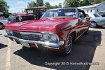 Franks Pizza Car Show August 25, 201319