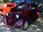 Frog Follies Car Show0