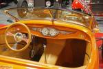 "An award winning Marcel hand made ""Muroc"" roadster. An injected LS1 Chevy makes"