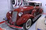 This '35 Auburn has lots of nice accents.