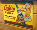 Gold-en Cola Gal
