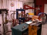 sheet metal forming machines in shop