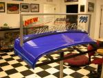 Michael's brand new aluminum 32 Ford roadster windshield