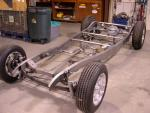 32 Ford chassis