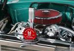 Best Engine – Ron Beck, 1955 Chevy 210 Sedan