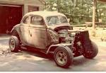 Bob's 1938 Ford.