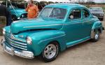 Someone paid $15,500 for this 1946 Ford coupe.