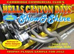 Hells Canyon Days 17th Annual Show and Shine Car Show 0