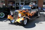 Hot August Niles Car Show54