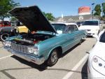 Idaho Chariots Cruise In Car Show13