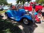 Idaho Chariots Cruise In Car Show17