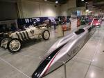 Land Speed Racing Exhibit at the 2014 Grand National Roadster Show115