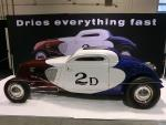 Land Speed Racing Exhibit at the 2014 Grand National Roadster Show11