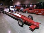 Land Speed Racing Exhibit at the 2014 Grand National Roadster Show122
