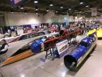 Land Speed Racing Exhibit at the 2014 Grand National Roadster Show1
