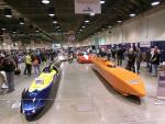 Land Speed Racing Exhibit at the 2014 Grand National Roadster Show2