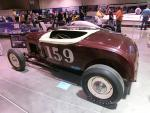 Land Speed Racing Exhibit at the 2014 Grand National Roadster Show54