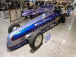 Land Speed Racing Exhibit at the 2014 Grand National Roadster Show56