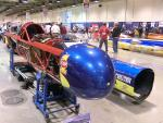 Land Speed Racing Exhibit at the 2014 Grand National Roadster Show59