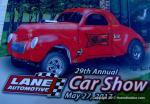 Lane Automotive 29th Annual Car Show0