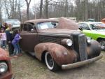 Manistee Muzzleloader's Rats & Rods Car Party 201762
